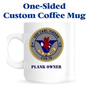 Custom 11 Ounce Mug - One Sided