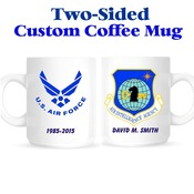 Custom 11 Ounce Mug - Two Sided