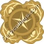 Gold Star Next of Kin Design